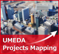 UMEDA Projects Mapping
